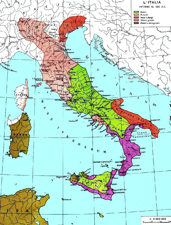 Cartina Italia Anno 500.Fora Rivista Elettronica Fondata Nel 2000 Da Nicola Zitara